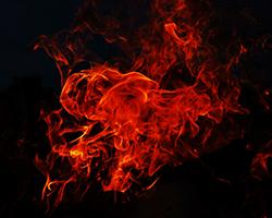 段ボールから火事が起こった事例