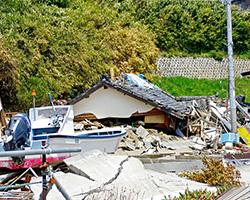 地震の被害