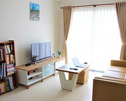 部屋の家具